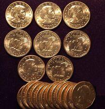 1979-D  BU Susan B Anthony Dollar roll (20 uncirculated bu coins)