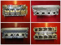 PEUGEOT 406 206 307 607 2.0 16V Entièrement Re-Con Cylindre Tête Eo 9633680610