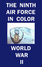 The Ninth Air Force In Color World War II B-17 P-47 DVD