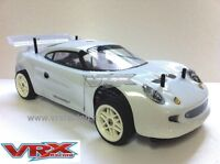 X-RANGER AUTO STRADALE 1:10 ELETTRICO A SPAZZOLE RC-540 RADIO 2.4GHZ 4WD RTR VRX