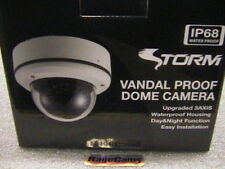 STORM VANDAL PROOF IP68 INFRARED LED DOME IR H2O CAMERA