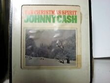 JOHNY CASH/ TENNESSEE TWO  8 TRACK TAPE