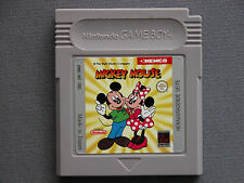 Vintage NINTENDO GAME BOY - MICKEY MOUSE - DMG-M2-FRG game juego