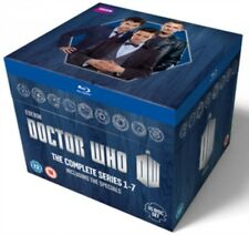 Doctor Who: The Complete Box Set - Series 1-7 [Blu-ray], 5051561002427, Christo.