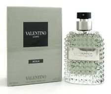 Valentino Uomo ACQUA Cologne 4.2 oz./125 ml EDT Spray for Men Brand New Sealed