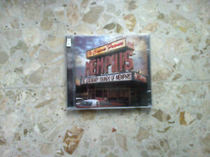 IT CAME FROM MEMPHIS - 2CD 2005 JERRY LEE LEWIS JON SPENCER BLUES EXPLOSION NM