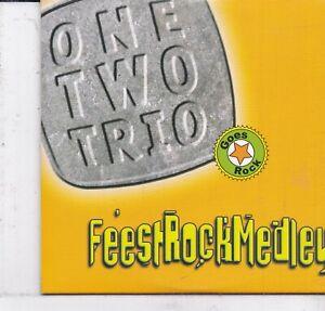 One Two Trio-Feest Rock Medley cd single