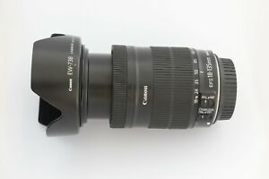 Canon EF-S 18-135 mm F/3.5-5.6 IS Objektiv
