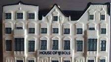Delft's Blue Miniature House of BOLS | Great Dutch souvenir