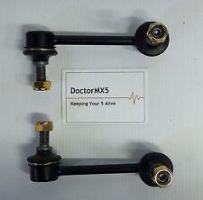 PAIR Rear Anti-Roll Bar Drop Links Mazda MX5 mk2, MX-5 NB - 1998-2005 L/H & R/H