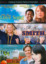 My Own Love Song/Mrs. Washington Goes to Smith/Growing the Big One (DVD, 2014)