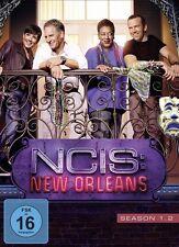 LUCAS BLACK SCOTT BAKULA - NCIS: NEW ORLEANS SEASON 1.2 3 DVD NEU
