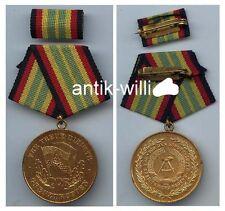 DDR Medaille f. treue Dienste i.d. Grenztruppen Gold