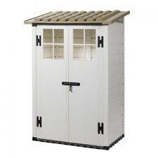 BOX CASETTA GARDEN COTTAGE TUSCANY EVO 100 DA GIARDINO L122 X P82 X 206 CM