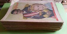"""N)lot de 28 magazines """"LE PELERIN"""" 1956 avec """"Pat'Apouf"""" détective"""