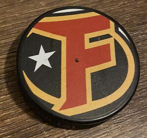 ECHL Indy Fuel Hockey Puck