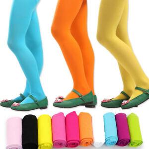 Girls Kids Tights Stockings Princess Pantyhose Socks Princess Ballet Dancewear