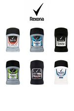 4x Rexona Men Anti-perspirant Deodorant Stick Powder Deo Roll-On 4x50ml