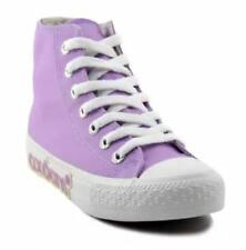 Tanggo Oxdans High Cut Fashion Sneakers Women's Rubber Shoes (violet) SIZE 37