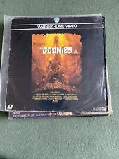 the goonies laserdisc