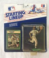 Joe Carter 1989 Kenner Starting Lineup SLU Cleveland Indians Sealed
