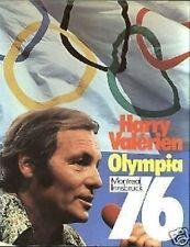 Harry Valerien - Olympia 76