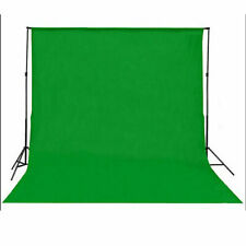 Photography Video Studio Chromakey Green Screen Backdrop Background laser C edge