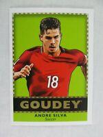 Andre Silva Soccer 2018 Goodwin Champions Upper Deck Card Goudey 32