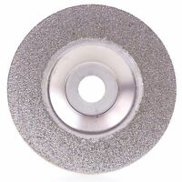 """4"""" inch 100mm Diamond Grinding Wheel Disc Coated Grit 60 Stone Tools forGrinder"""