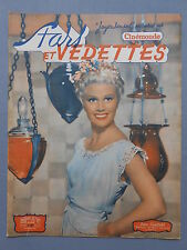 ►STARS ET VEDETTES N°24/1950-CINEMONDE-JOAN CAUFIELD-ELEANOR MARVAK- PIN-UP..