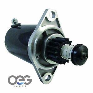 New Starter For Onan Generator RV Emerald 191-2416 191-1630 191-2132