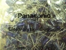 2Z ~~ 200pcs  PANASONIC Electrolytic Capacitors 220uf 16v ~~