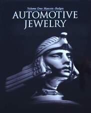 LIVRE/BOOK : Automotive Jewelry Mascots Badges(bouchon radiateur,car,mascotte