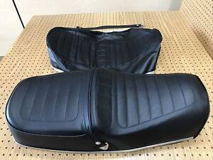CB650 SEAT COVER 1979 MODEL +STRAP (H-188)