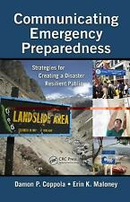Communicating Emergency Preparedness: Strategies for Creating a Disaster Resili