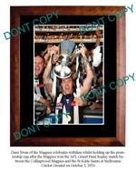 DANE SWAN COLLINGWOOD FC STAR LARGE A3 PHOTO PRINT 5