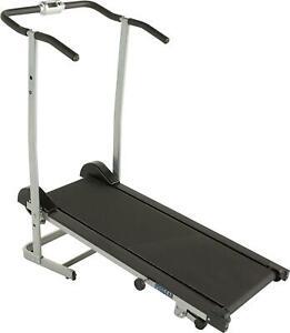 New manual treadmill working folding Walking Cardio Incline Fitness