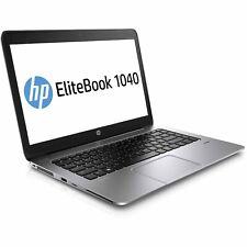 HP EliteBook 1040 G2 Laptop Intel i5-5300U 2.3GHz 8GB 256GB SSD Windows 10 Pro