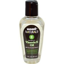 Hobe Labs Naturals Vitamin E Oil 50,000 IU 59ml For Stretch Marks and Wrinkles
