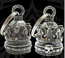 CROWN OF SKULLS Guardian® Bell Motorcycle - Harley Accessory HD Gremlin NEW