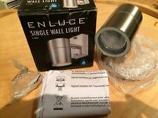 Enluce EL-40094 Single Wall Light Polished Stainless Steel