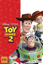 Toy Story 2 (DVD, 2002) Tom Hanks, Tim Allen