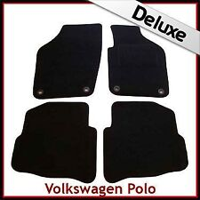 Volkswagen Polo Tailored LUXURY 1300g Car Mat Oval Locators (2002 - 2006)