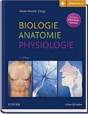 BIOLOGIE-ANATOMIE-PHYSIOLOGIE, Menche, 8. Auflage, NEU/OVP + PORTOFREI