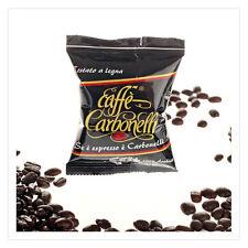 400 CIALDE CAPSULE caffè carbonelli miscela 100% arabica COMPATIBILI LAVAZZA