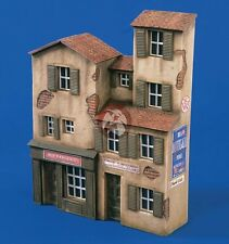 Verlinden 1/35 French Bakery and Post Office Front Section Facade WWII 1606