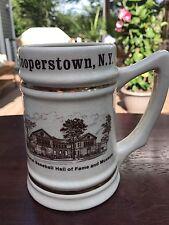 Mlb Hall Of Fame Mug