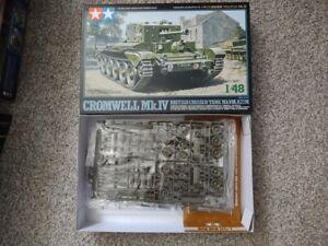 Tamiya 1:48 Cromwell Mk.IV Tank