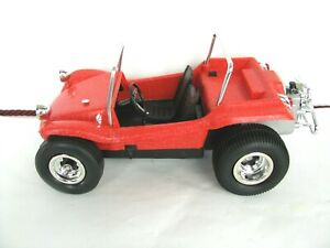 Cox Dune Blaster Gas Powered .049 Vintage Red Meyers Manx VW Car Dune buggy 70'S