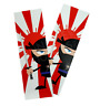Ninja Warrior Bookmarks  Book Reading School Party Bag Fillers Pack Sizes 6 - 48